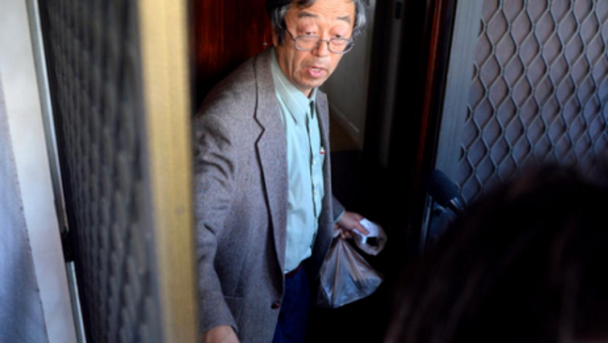 Satoshi Nakamoto, the man Newsweek claims invented Bitcoin