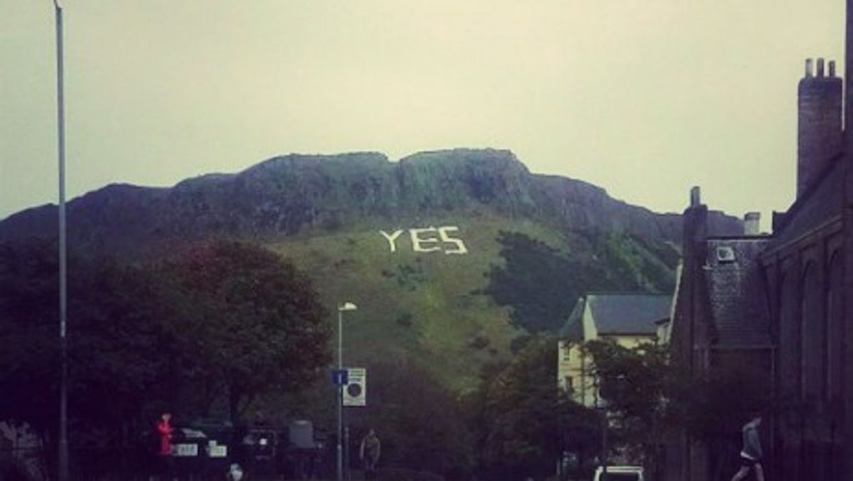 Scotland's day of reckoning