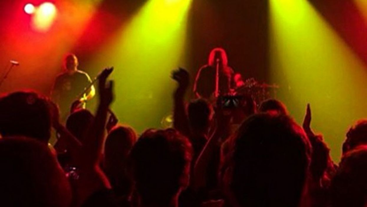 Seether concert at the Bataclan on Oct. 15