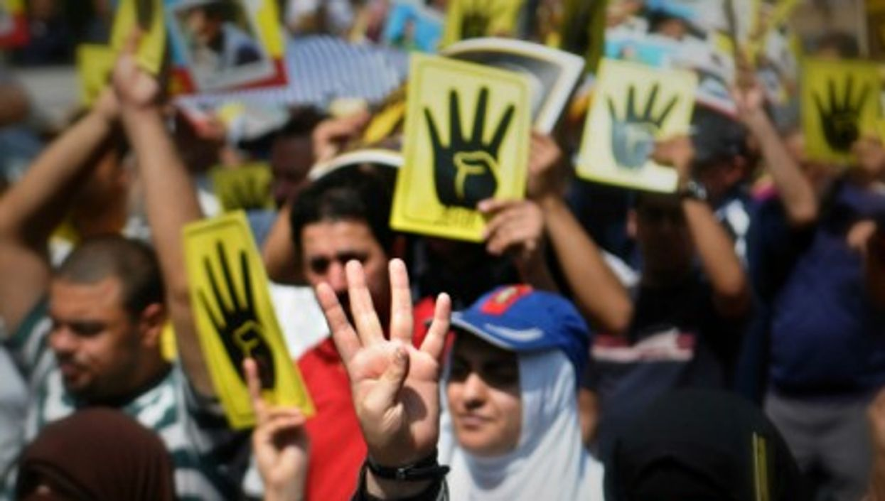 Sept.14 protests in Cairo
