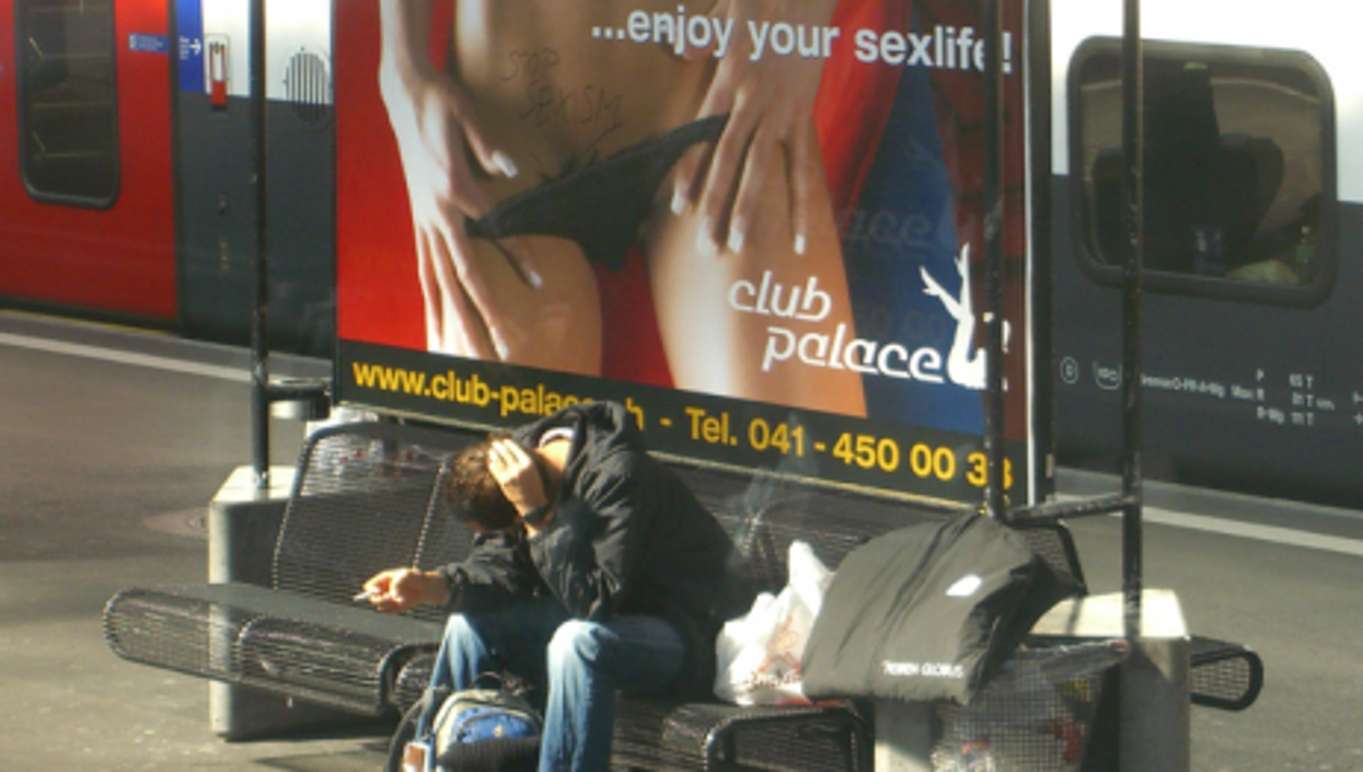 Sex clubs are legal in Switzerland (pppspics)