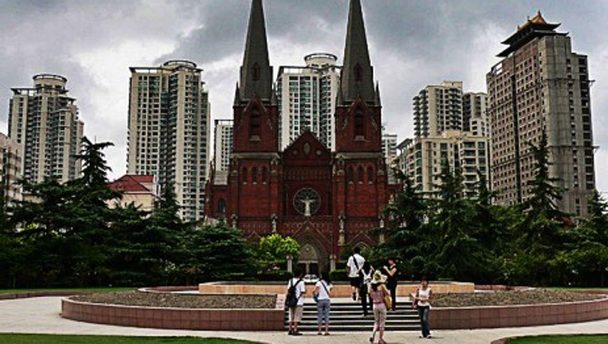 Shanghai's St. Ignatius Cathedral
