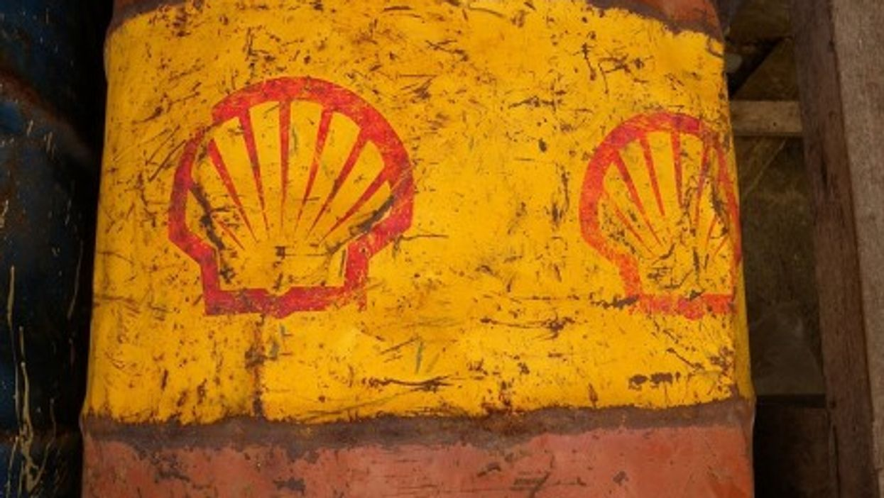 Shell, one of the world's largest oil companies
