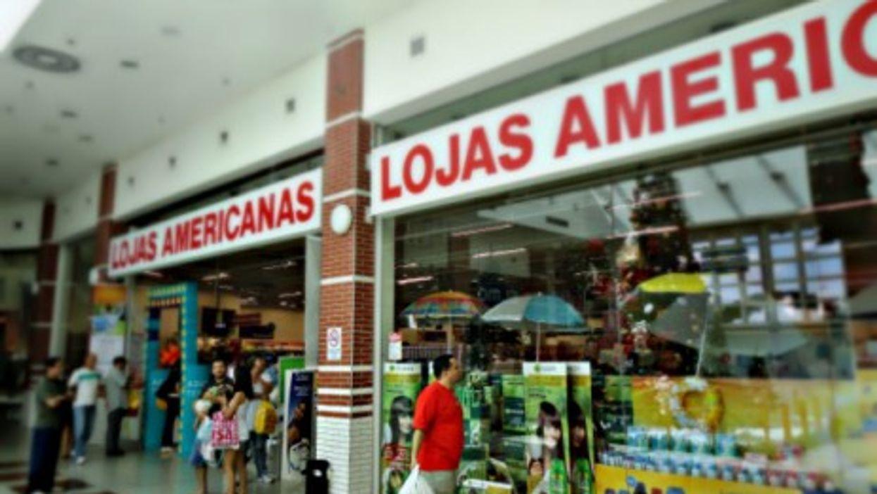 Shopping in Recife, Brazil