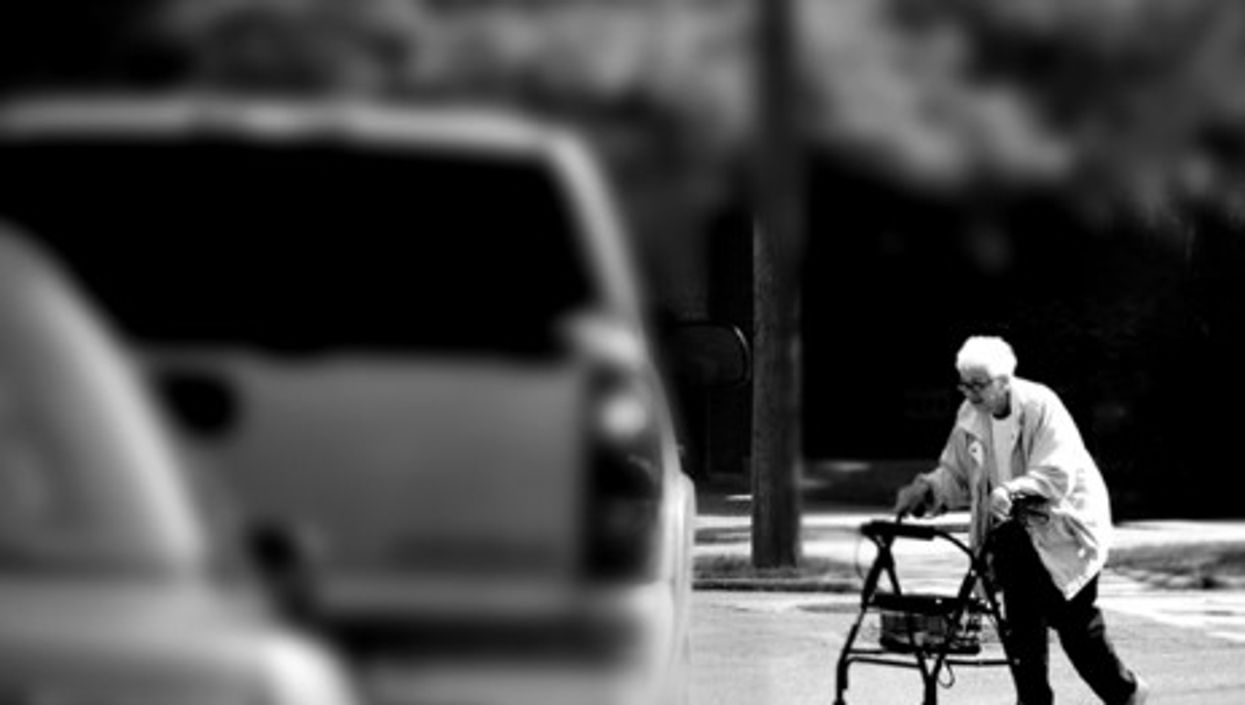 Should old people stick to a certain kind of wheels?