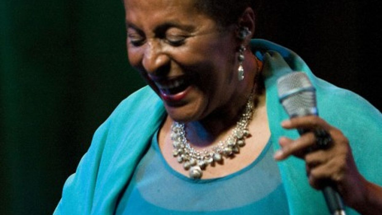 Singer Susana Baca was recently appointed as Peru's new cultural minister
