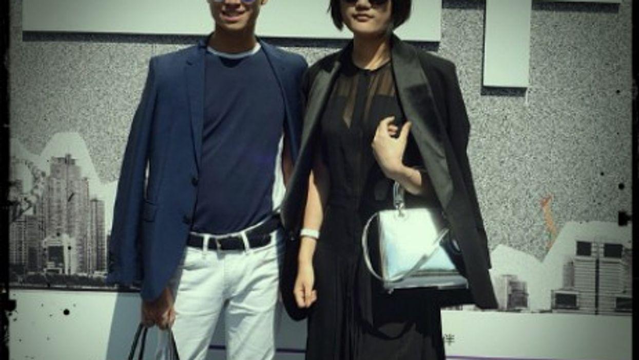 So fashion in Shanghai