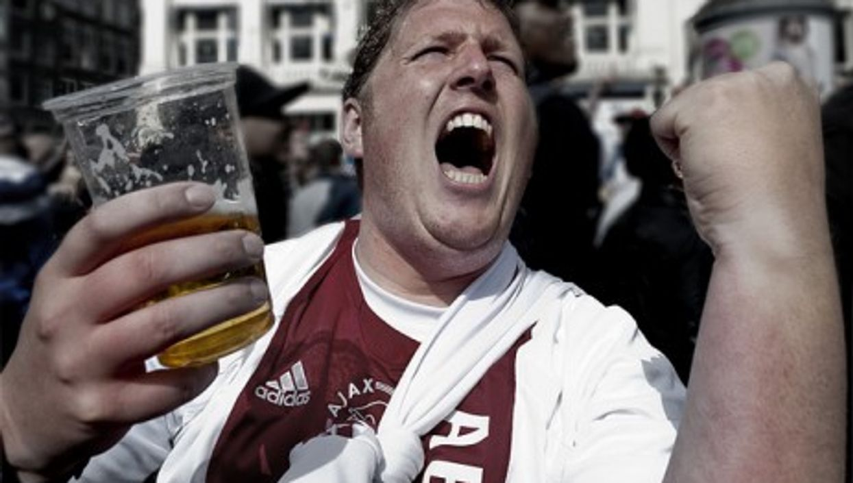 Soccer fans will be able to buy beer in stadiums at Brazil's 2014 World Cup (JS PH)