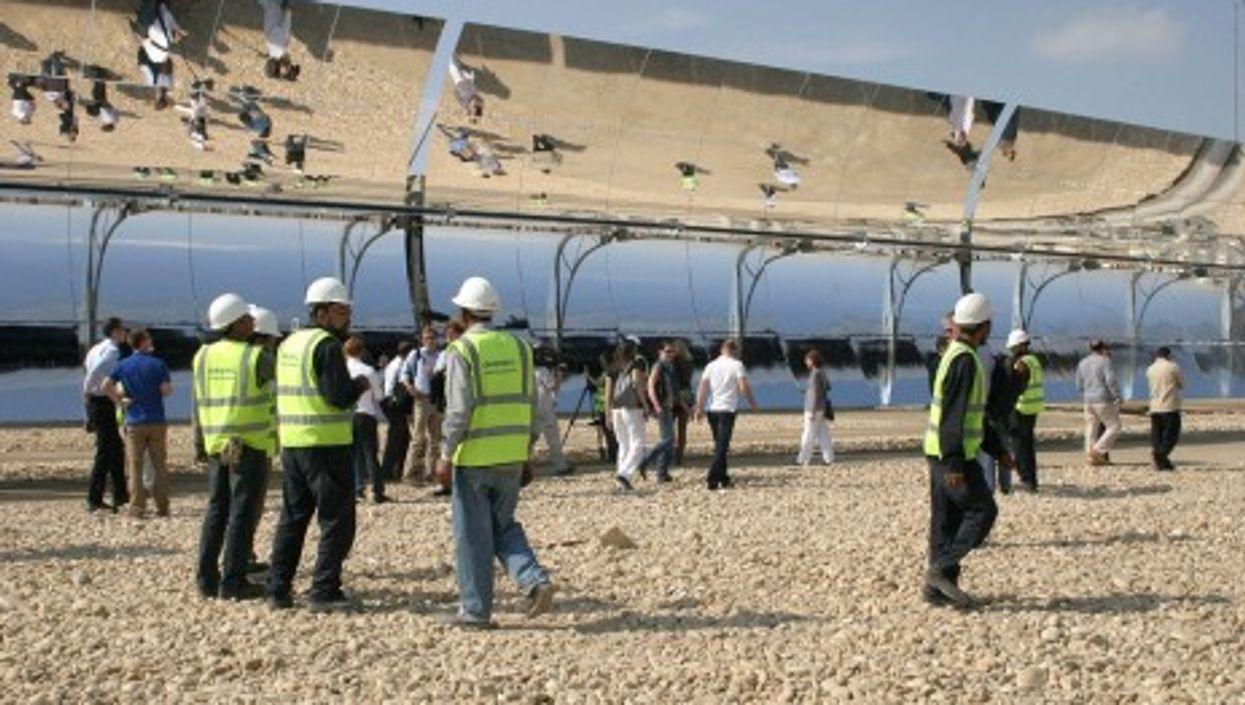 Solar Energy Can Be An Alternative In Egypt