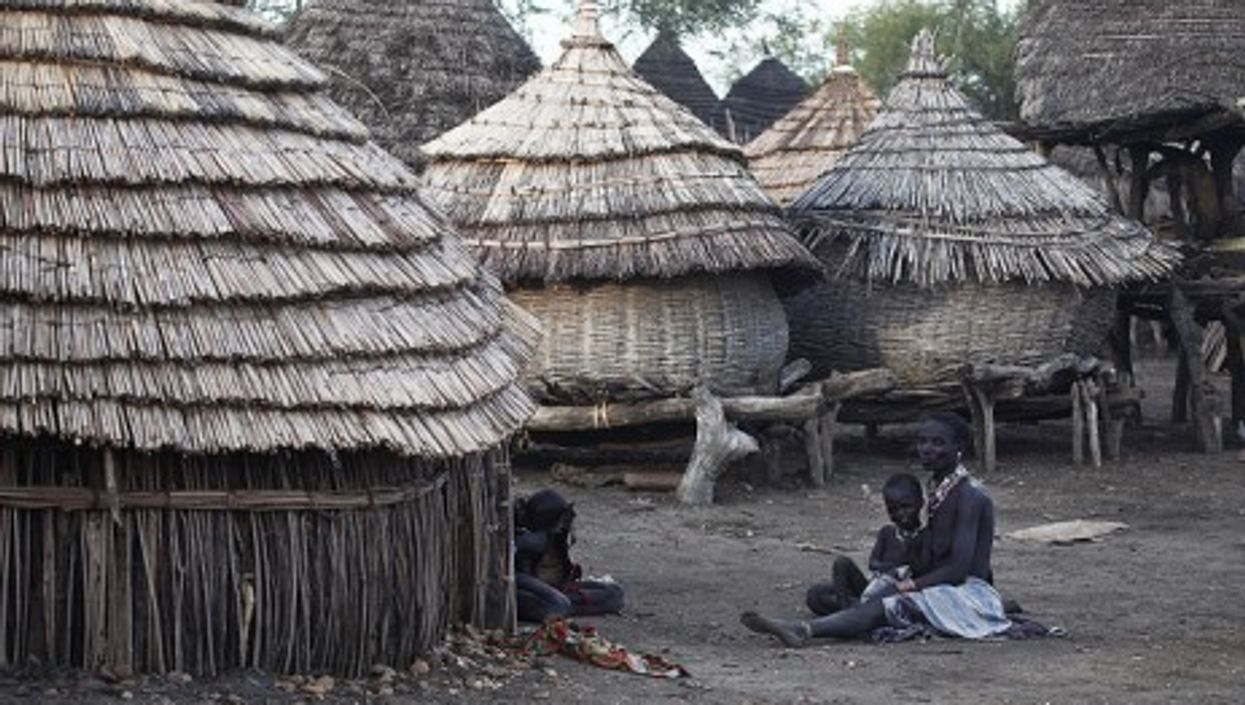 South Sudan is ravished by poverty, but has oil (babasteve)