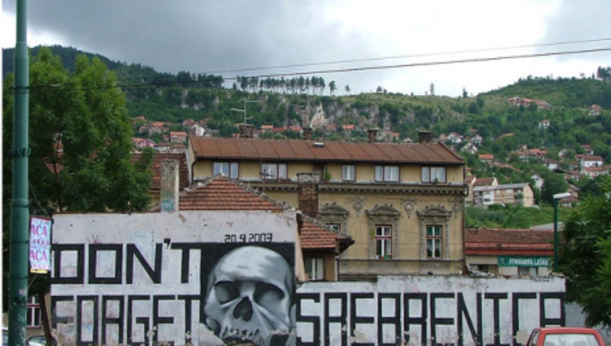 Srebrenica is seared into memories of Bosnian Muslims