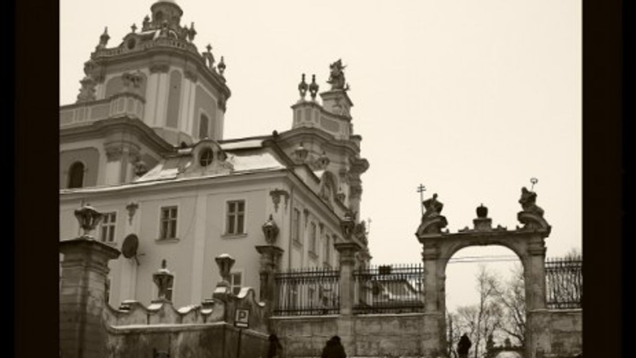 St. George's Cathedral, in Lviv