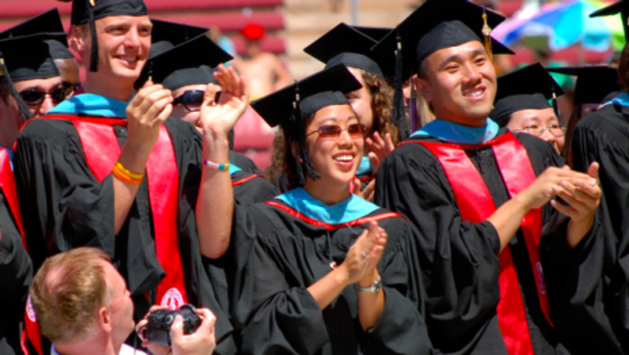 Stanford University in California attracts students from around the world (maveric2003)