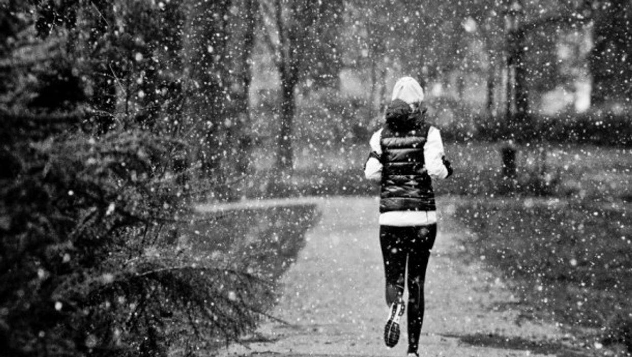 Stop jogging yet?