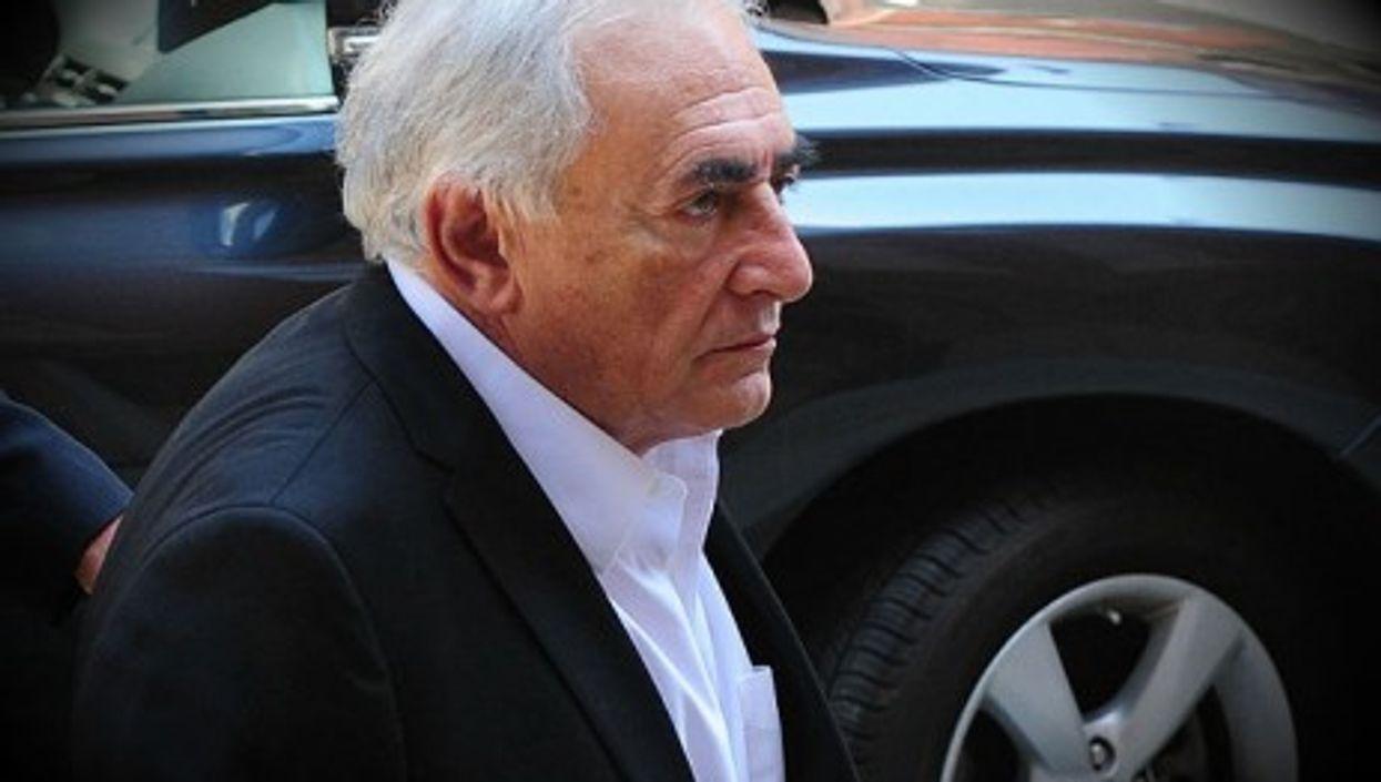 Strauss-Kahn in a file photo