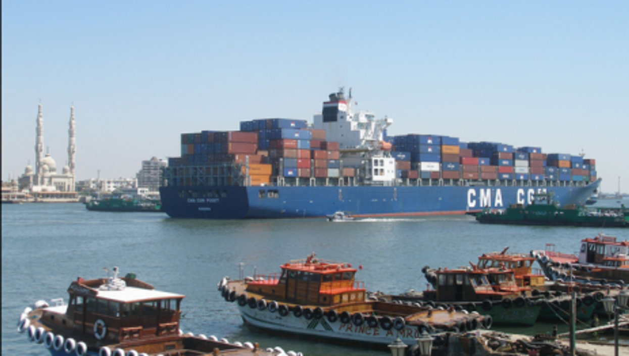 Suez canal is as strategic as ever