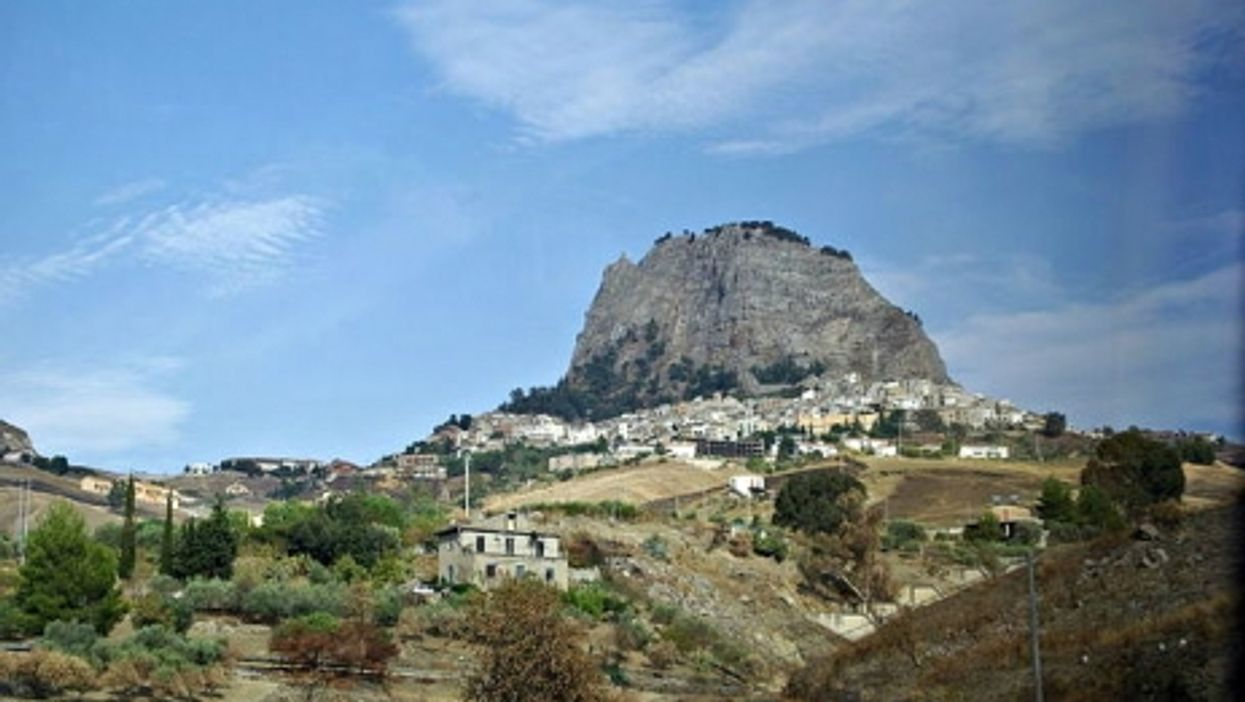 Sutera, in central Sicily, has seen its population drop to 1,500 over the past generation.