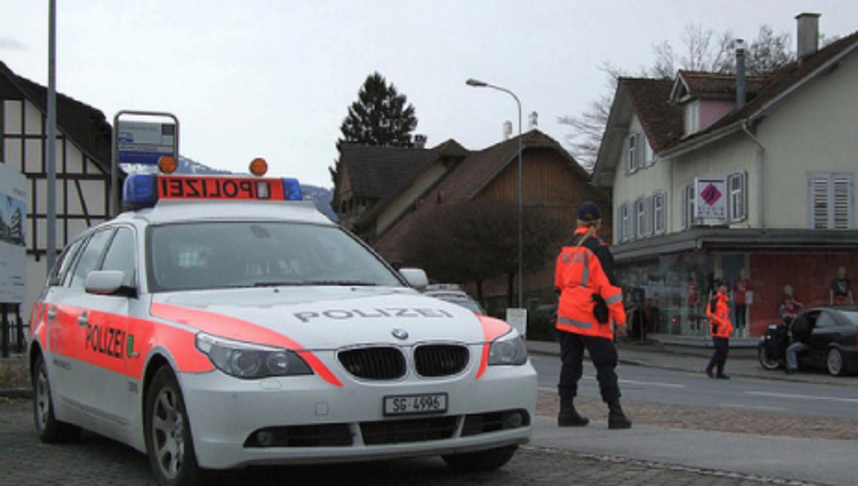 Swiss police (Kecko)