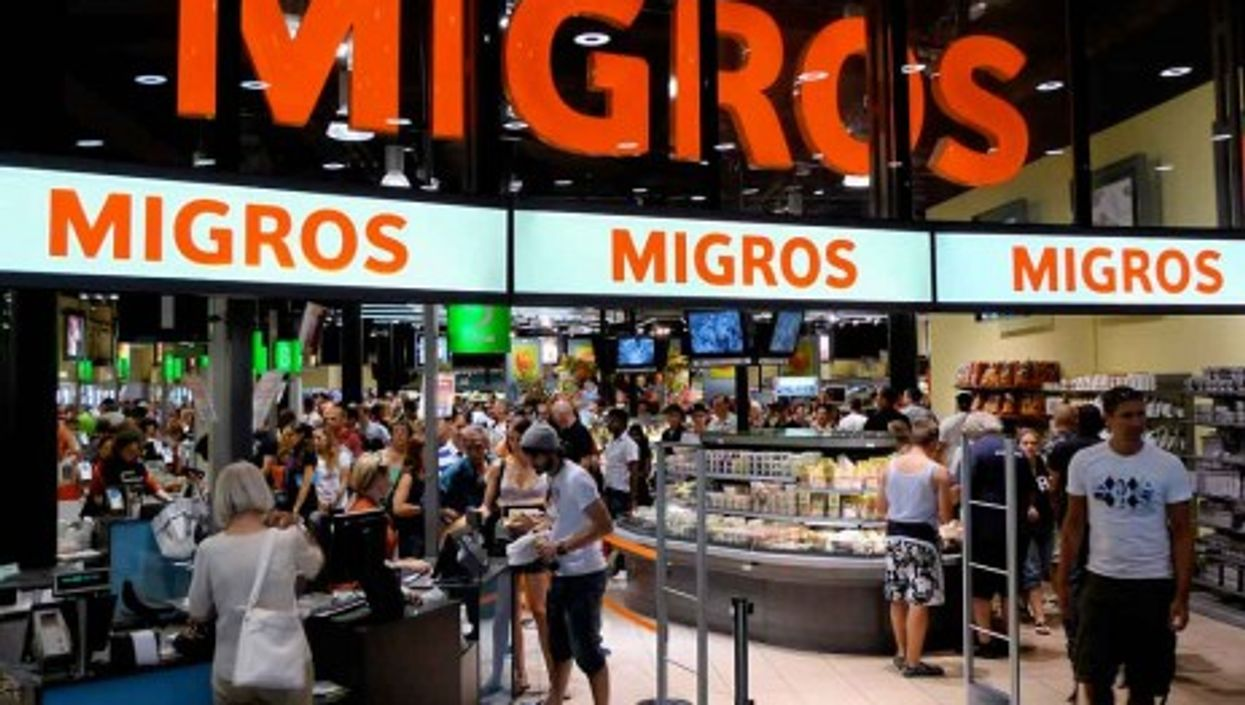 Swiss supermarket chain Migros wants to apply a label to products from Israeli settlements. (Mike Knell)
