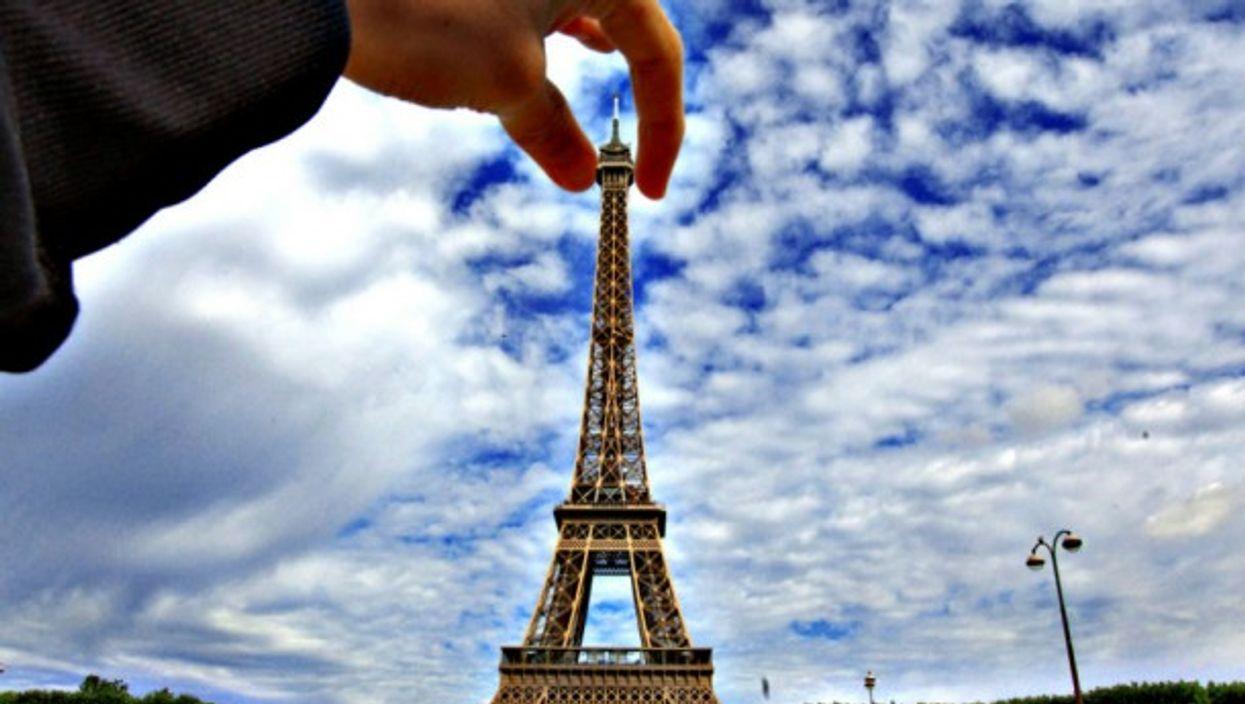 Symbols of freedom, Paris