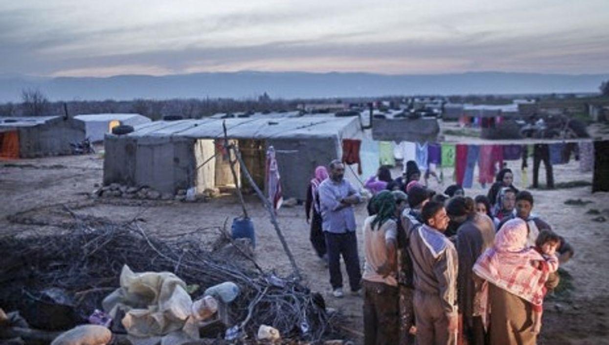 Syrian refugees in Al Qaa, Lebanon (FreedomHouse)