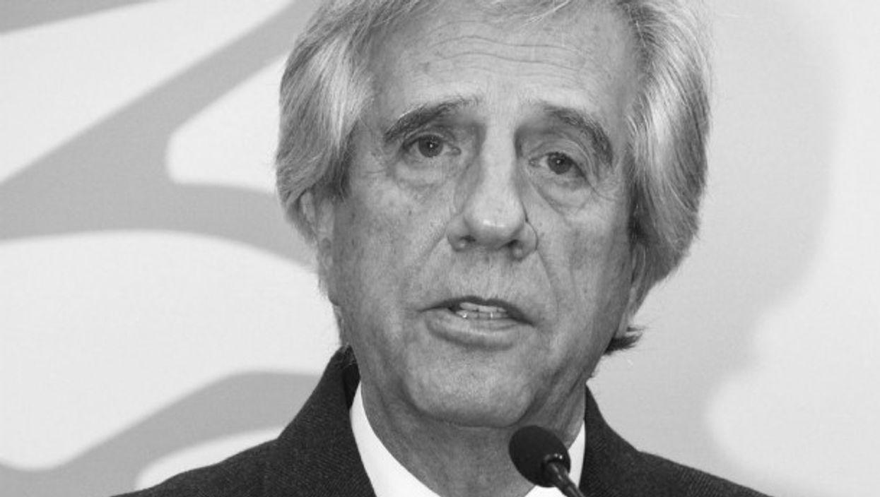 Tabaré Vásquez, 79, President of Uruguay