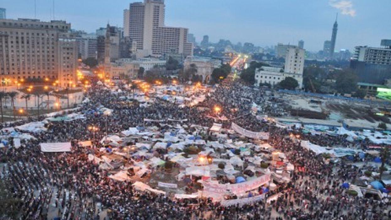 Tahrir Square (Jonathan Rashad)