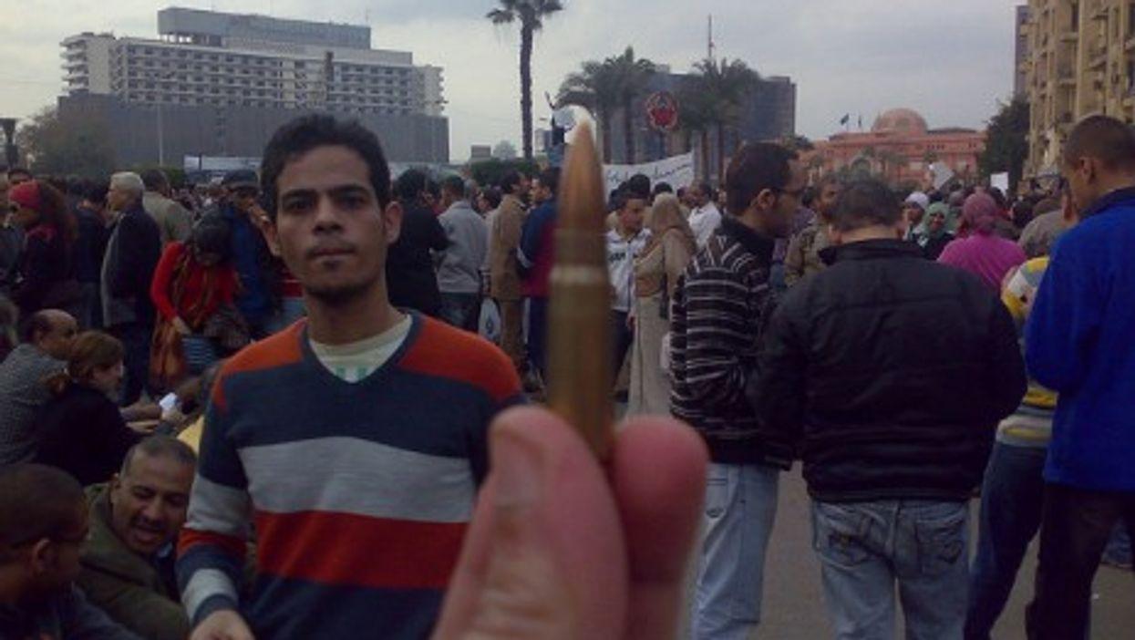 Tahrir square, June 2, 2012 (glichfield)