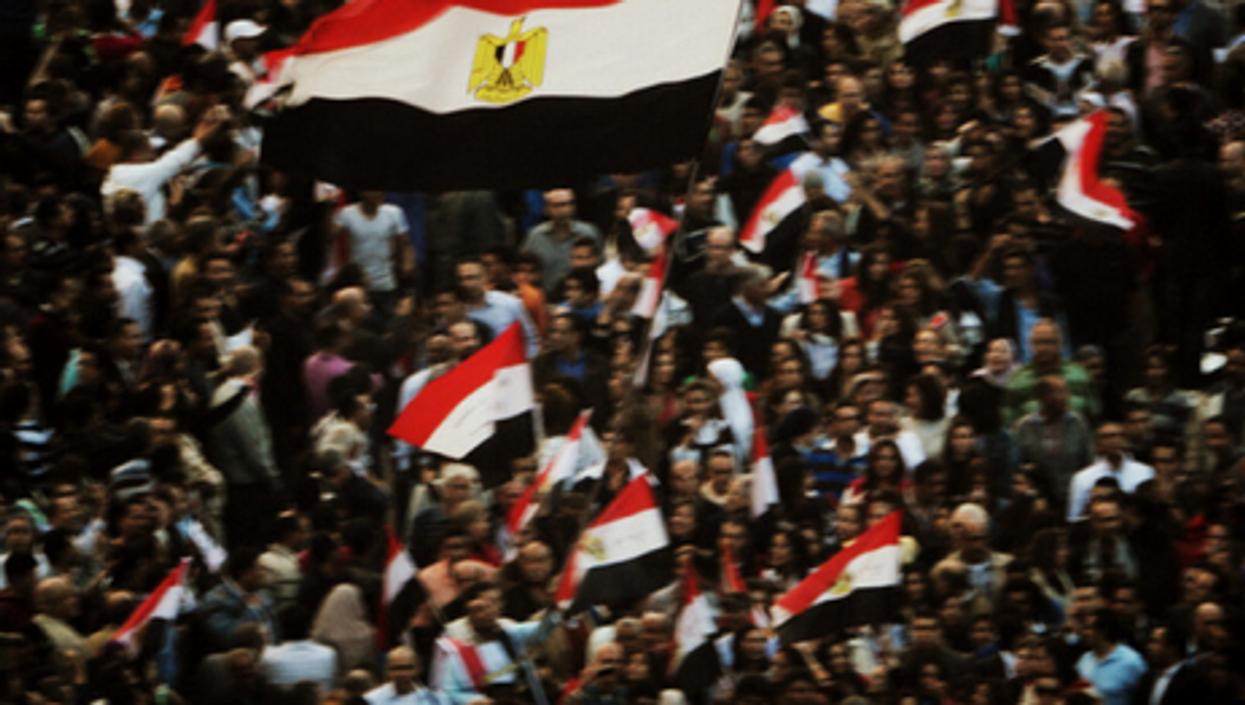Tahrir Square, Nov, 2012
