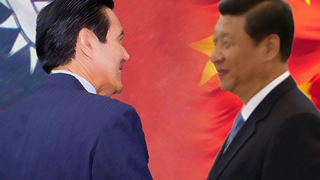 Taiwan's Ma Ying-jeou and China's Xi Jinping to meet at last