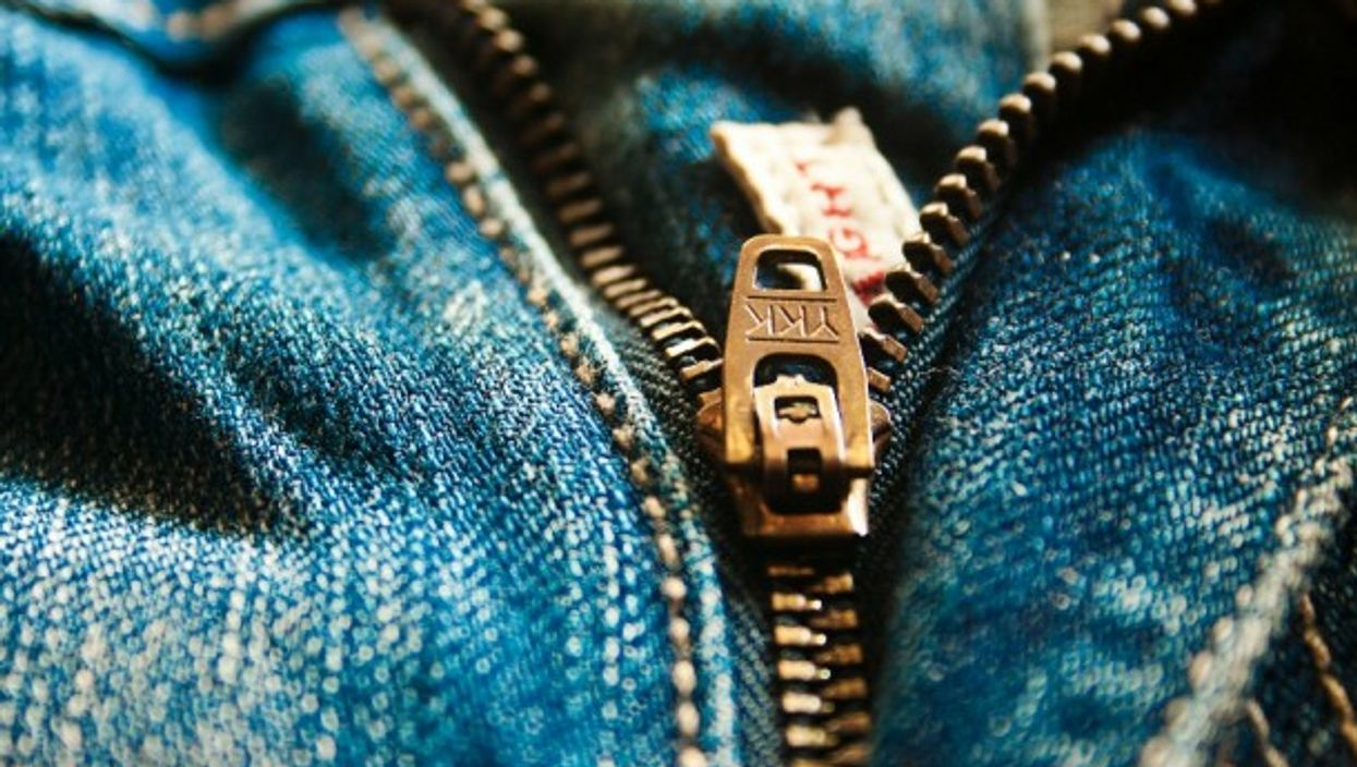 Take a close look at thezipper on most jeans and you'll find the name of the Japanese leader, YKK