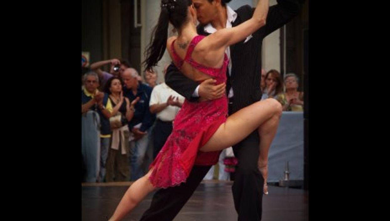 Tango in Turin