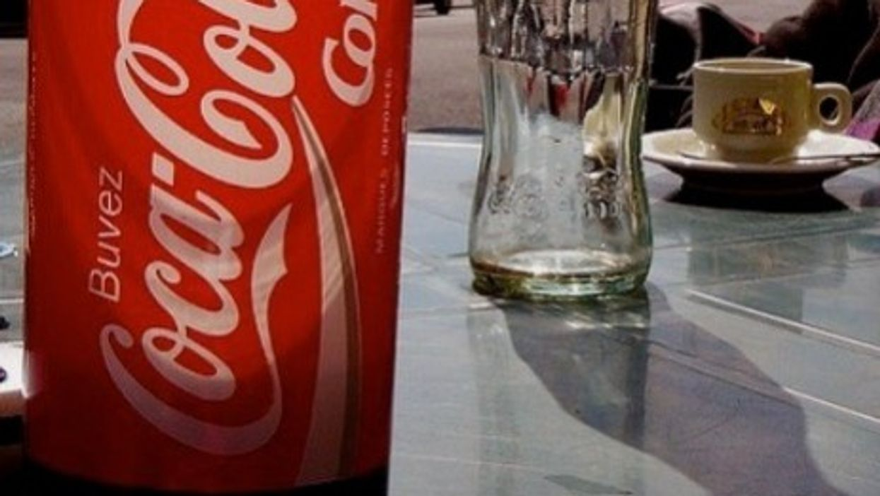 Taxing Coke to fight French deficit (dan taylor)