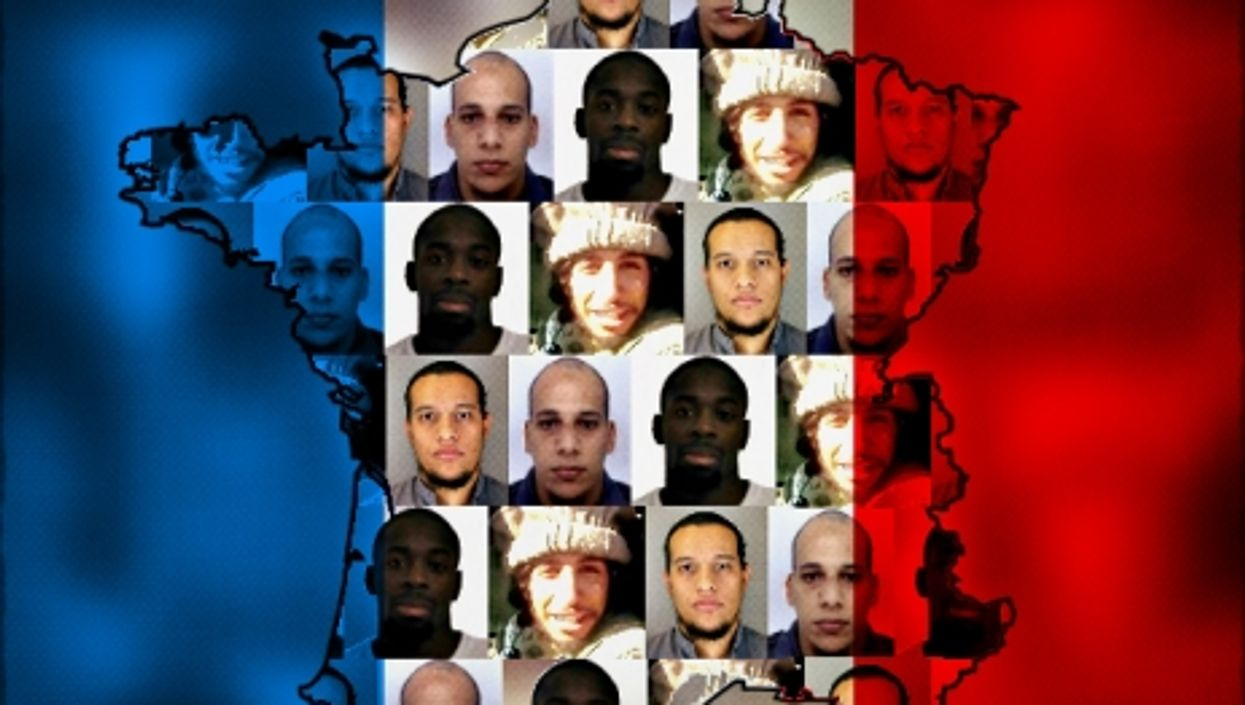 Terror in France: the Kouachi brothers, Amedy Coulibaly, Abdelhamid Abaaoud