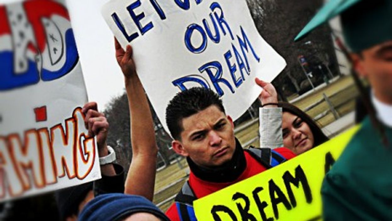 The American dream is still alive.