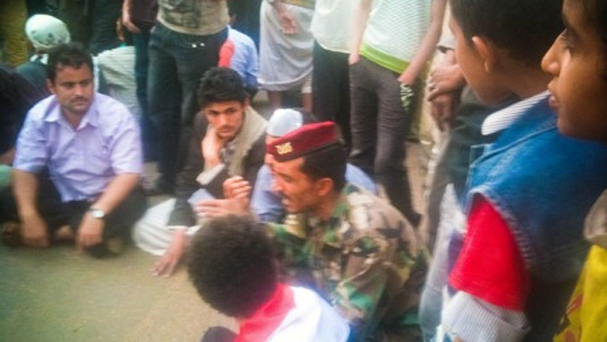 The army is key to the revolution's success in Yemen (Sallam)