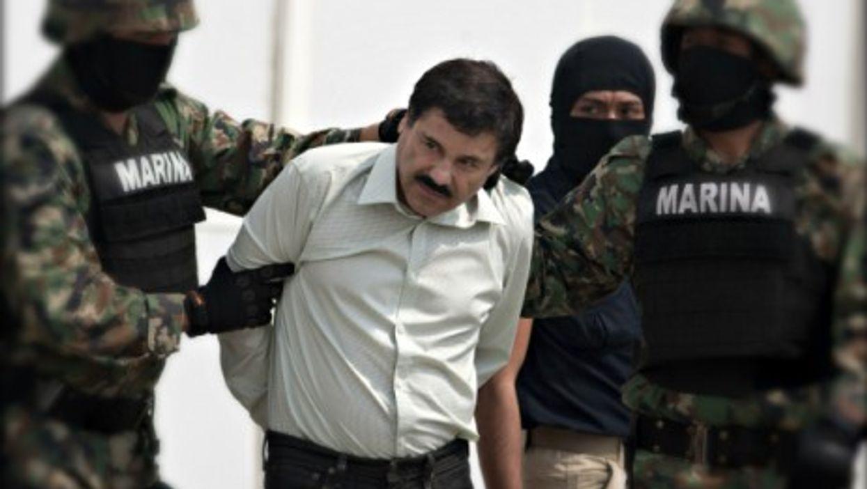 The arrest of Joaquin Guzman Loera on Feb. 22