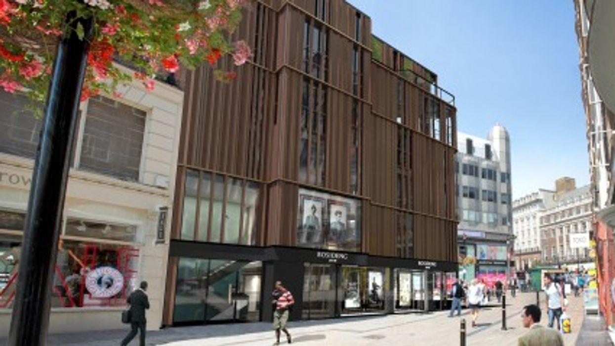 The Bosideng London Store on Bond Street (Bosideng)
