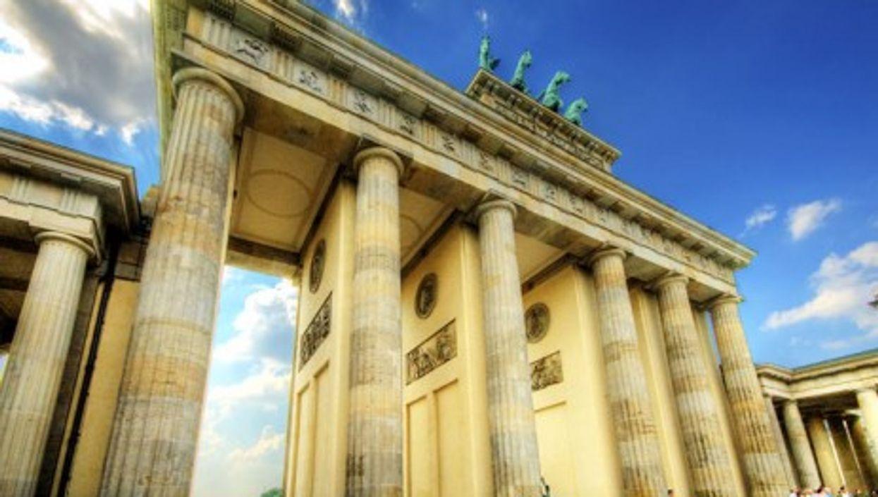 The Brandenburg Gate in Berlin (Wolfgang Staudt)