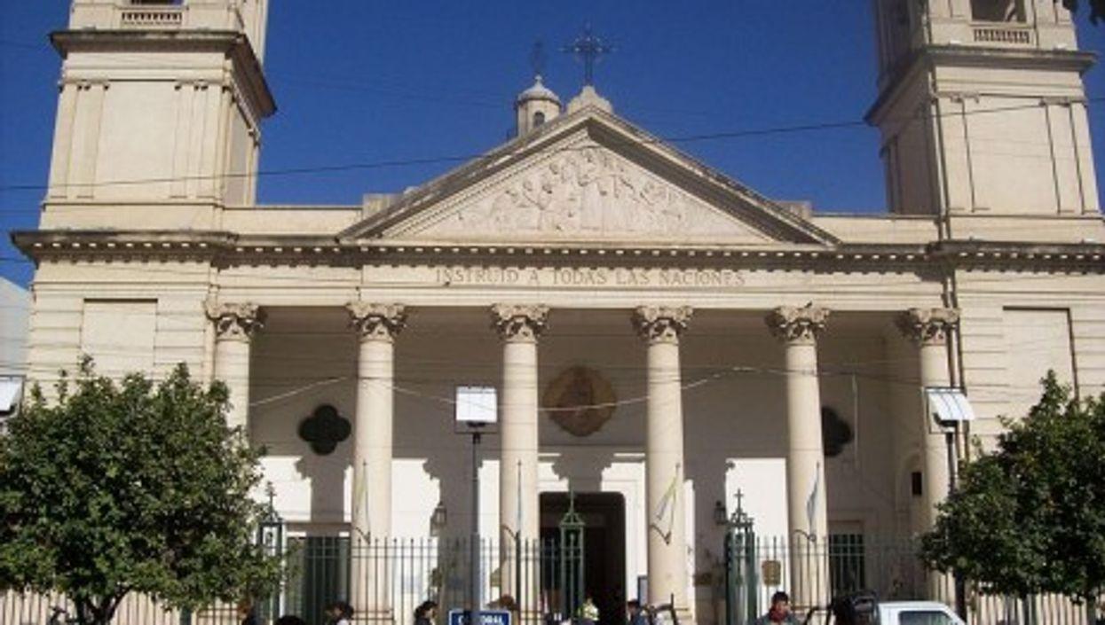The Cathedral of Santiago del Estero