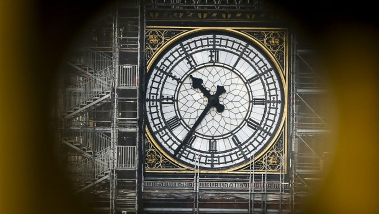 The clock is ticking for Theresa May's Brexit?