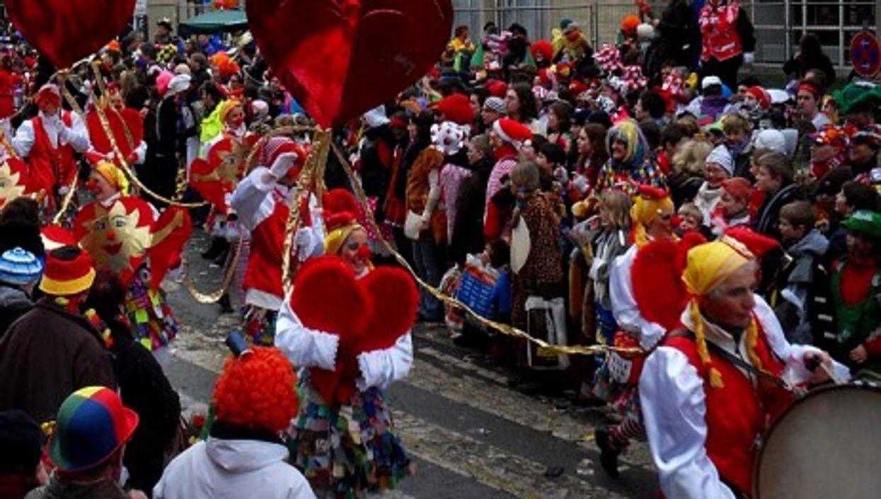 The Cologne Carnival in 2009 (RuckSackKruemel)