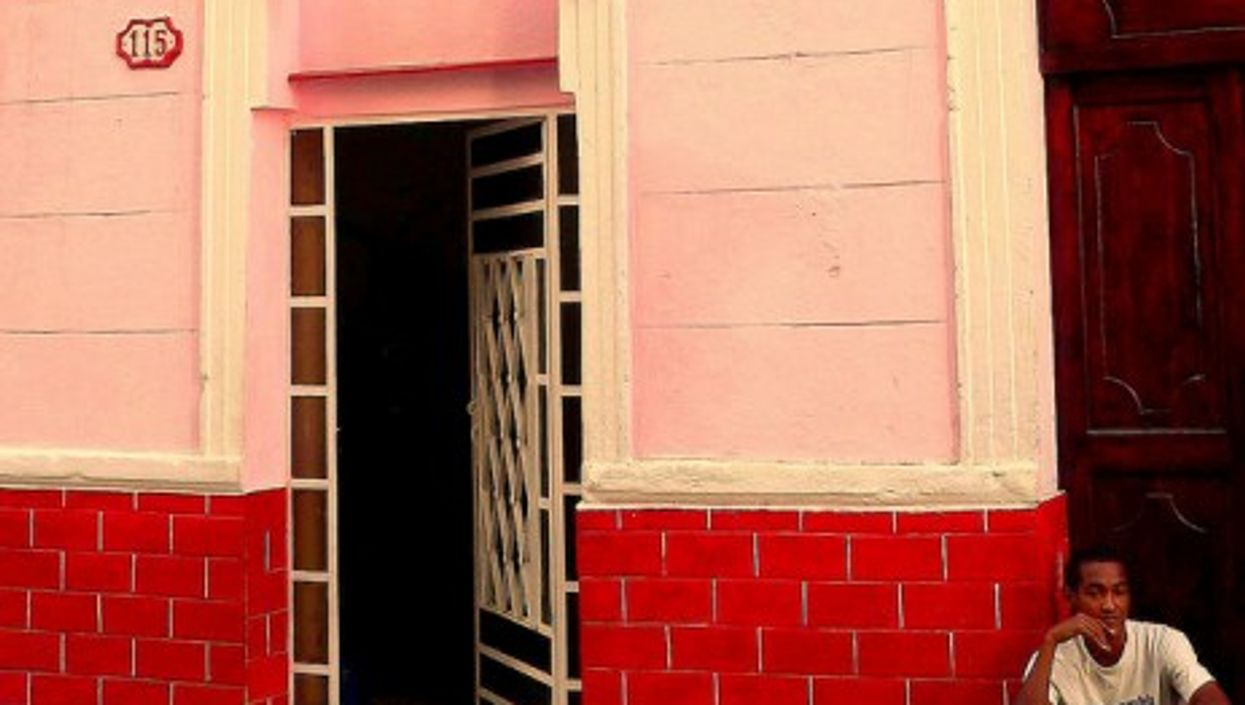 The colors and contradictions of Havana (Leshaines123)