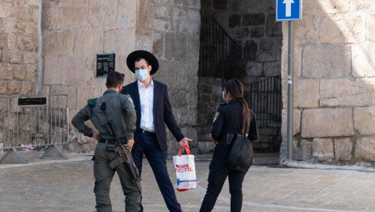 The COVID-19 crisis and two quarantines disrupted the seemingly immutable course of Haredims' lives