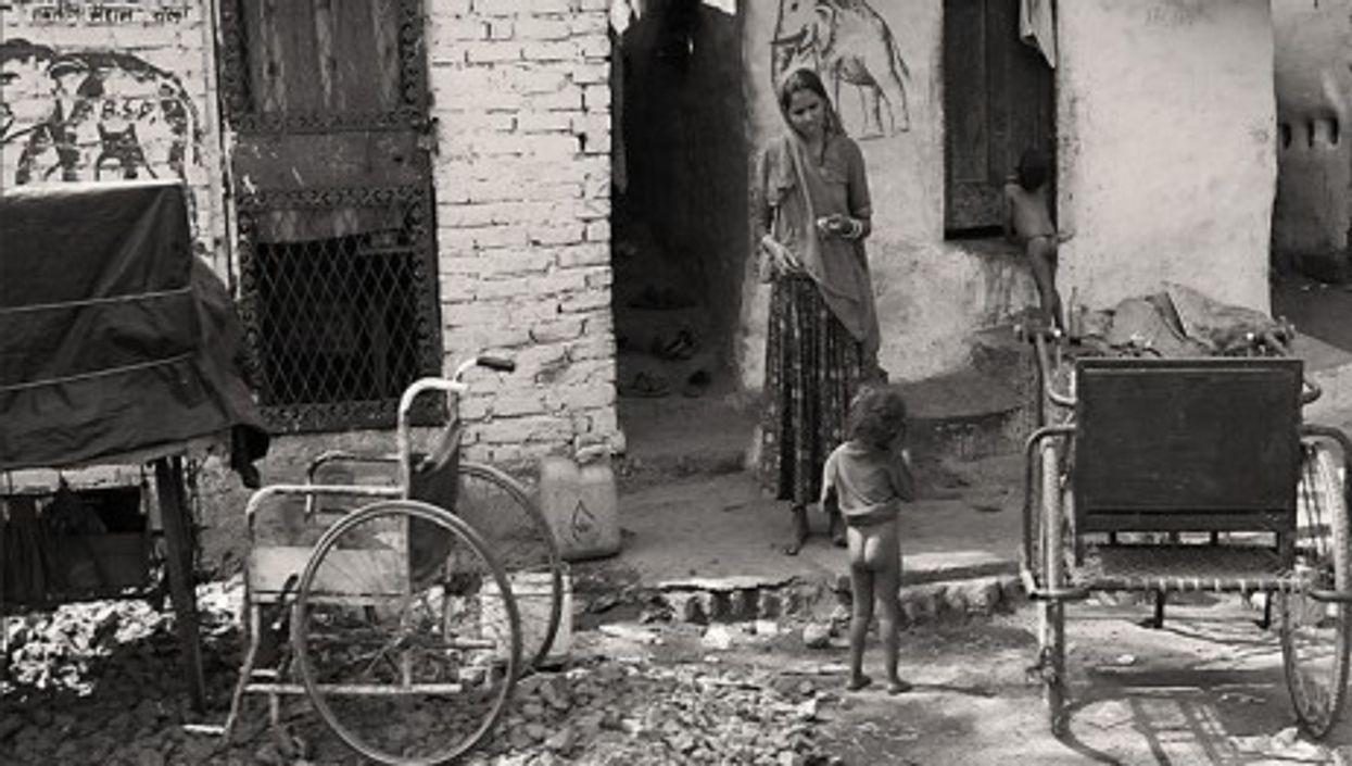The Dalits, among India's so-called 'Untouchables', have long been confined to poverty (Carol Mitchell)