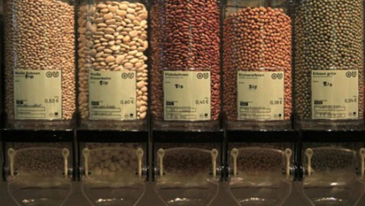 The earth needs to start counting its beans