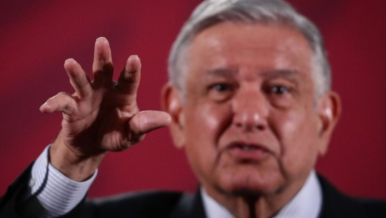 The end of AMLO's oppressive system?