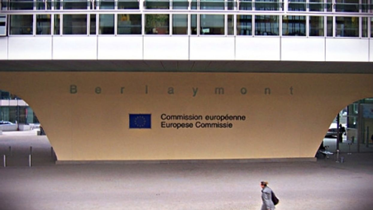 The European Commission headquarters in Brussels