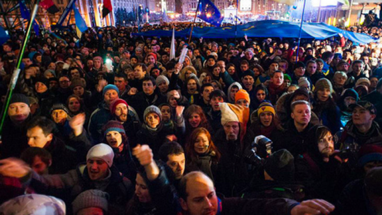 The faces of Euromaidan