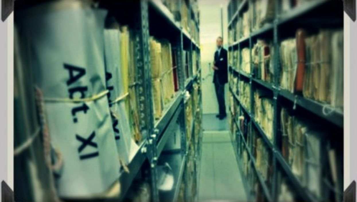 The Federal Commissioner for the Stasi Archives, picking up the pieces of Germany's dark past